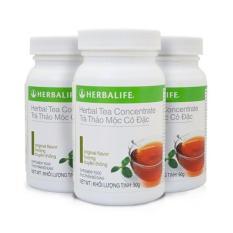 Hình ảnh Thực Phẩm Bảo Vệ Sức Khỏe TRÀ GIẢM CÂN TRÀ THẢO MỘC CÔ ĐẶC HƯƠNG VỊ TRUYỀN THỐNG HERBALIFE Health Supplement Herbal Tea Concentrate - Original Flavor (51g)