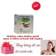 Mua Tra Thảo Mộc Giảm Can Vy Tea Chinh Hang Liệu Trinh 15 Ngay Tặng Băng Đo Cai Toc Trực Tuyến
