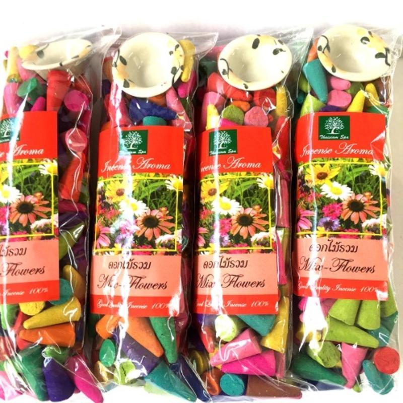 Trầm nụ hươnh thơm thiên nhiên Thailand nhập khẩu