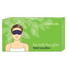 Cửa Hàng Tui Mắt Thư Gian Tra Xanh Tanamera Lamom Relief Eye Pillow 200G Tanamera Vietnam