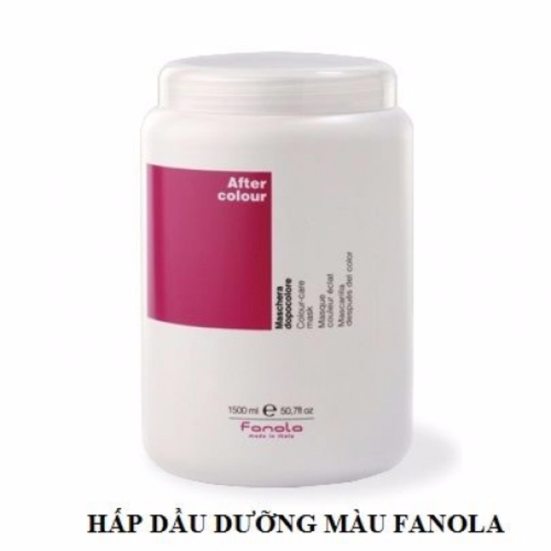 Ủ Tóc Fanola After Colour 1500Ml