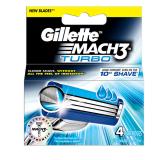 Mua Vỉ 4 Lưỡi Dao Gillette Mach3 Turbo Rẻ Hồ Chí Minh
