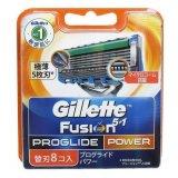 Giá Bán Vỉ 8 Lưỡi Dao Cạo Rau Gillette Fusion Proglide Power 5 1 Trong Hà Nội