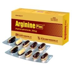 Bán Vien Bổ Gan Arginin Plus 100 Vien Arginin Plus