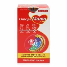 Viên bổ sung vitamin cho bà bầu Omega Mama 30 viên