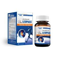 Viên dưỡng khớp LEOPASS khỏe khớp chắc xương 60 viên