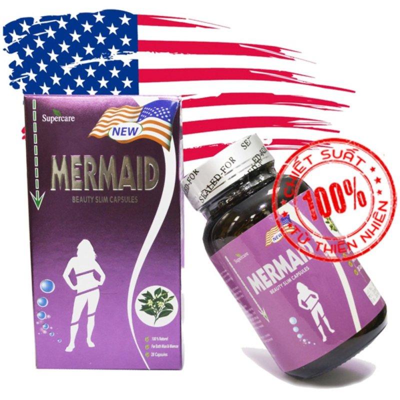 Viên giảm cân Mermaid USA cao cấp