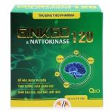 Giá Bán Vien Tăng Hoạt Huyết Nao Ginkgo Nattokinase 120 Có Thương Hiệu