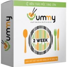 Hình ảnh Viên thảo mộc Yummy TĂNG CÂN (Liệu trình 14 ngày) tăng 1-3 kg