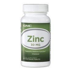 Mã Ưu Đãi Khi Mua Viên Uống Bổ Sung Kẽm GNC ZINC 30 100 Viên