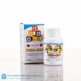 Giá Bán Vien Uống Bổ Sung Vitamin Cho Trẻ Em Vitakid Uc 60 Vien