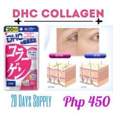 Giá Bán Vien Uống Collagen Dhc Giup Lam Đẹp Da 360 Vien Hang Nhật Bản Nguyên