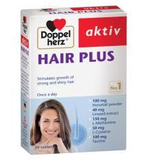 Mã Khuyến Mại Hair Plus Doppelherz Dưỡng Toc Chắc Khỏe Chống Rụng Toc Doppelherz Mới Nhất