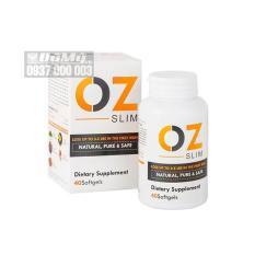 Mua Vien Uống Giảm Can Oz Slim Natural Pure Safe 40 Vien Trực Tuyến