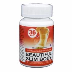 Chiết Khấu Vien Uống Giup Giảm Can Beautiful Slim Body Hộp 36 Vien Của Mỹ Usa