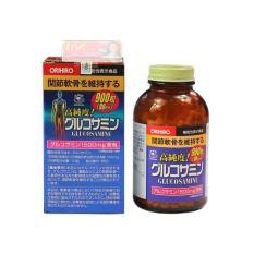 Mã Khuyến Mại Vien Uống Glucosamin Orihiro Nhật Bản 1500Mg 900 Vien Orihiro