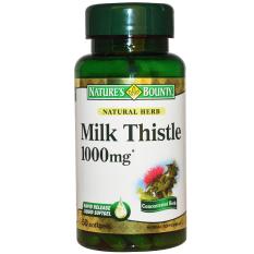 Mua Vien Uống Hỗ Trợ Chức Năng Gan Nature S Bounty Silymarin Milk Thistle 50 Vien Hồ Chí Minh