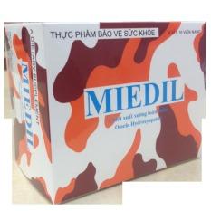 Hình ảnh Viên uống hỗ trợ tăng chiều cao chiết xuất xương toàn phần Miedil 60 viên