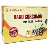 Vien Uống Hỗ Trợ Viem Loet Dạ Day Nano Curcumin Tam Thất Xạ Đen Học Viện Quan Y Học Viện Quân Y Chiết Khấu 50