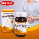 Bán Vien Uống Nano Curcumin Hỗ Trợ Hệ Tieu Hoa Học Viện Quan Y 30 Vien Trực Tuyến Trong Hồ Chí Minh