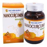 Mua Vien Uống Nano Curcumin Hvqy Hộp 30 Vien Rẻ