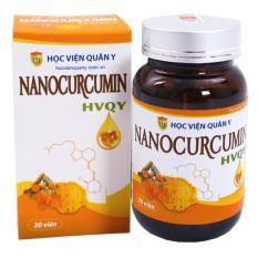 Bán Vien Uống Nano Curcumin Hvqy Hộp 30 Vien Có Thương Hiệu Nguyên