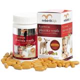 Ôn Tập Vien Uống Nhau Thai Cừu Rebirth Life Platinum Placenta Youth 60 Vien