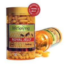 Giá Bán Vien Uống Sữa Ong Chua Lifespring Royal Jelly 360 Vien