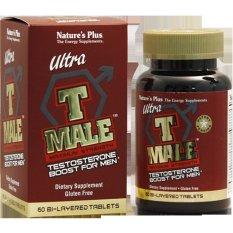 Viên uống tăng cường sinh lý Nam ngừa mãn dục Nam Ultra T MALE™ 30 viên