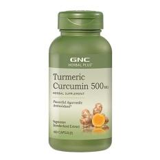Viên Uống Thảo Dược GNC Turmeric Curcumin 500MG 100 Viên Giá Hot Siêu Giảm tại Lazada