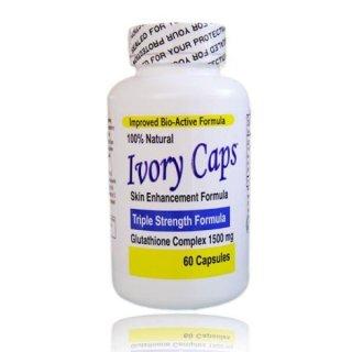 Viên uống trắng da Ivory Caps 60 viên thumbnail