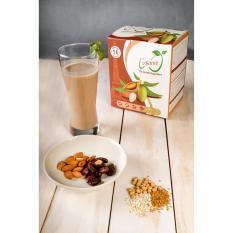 Thức uống bổ sung dinh dưỡng - Bữa ăn cân bằng VSanté vị hạnh nhân Tặng 1 bình lắc