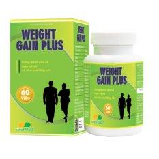 Giá Bán Weight Gain Plus Nutrivita 60 Vien Nutrivita Tốt Nhất