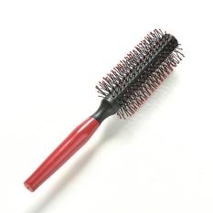 Women Round Hair Care Brush Hairbrush Salon Styling Dressing Curling Comb STCA - intl chính hãng