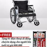 Bán Mua Xe Lăn Hehubang Tặng 01 Điện Thoại Chuyen Dụng Cho Người Lớn Tuổi Bạc Trong Hà Nội
