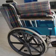Hình ảnh Xe lăn tiêu chuẩn bánh mâm OneX-xe lăng- tốt- bền-rẻ-an toàn-cho người già-người bị chấn thương chân