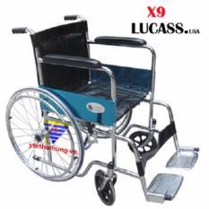 Xe Lăn Tiêu Chuẩn Lucass nhập khẩu