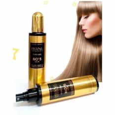 Xịt dưỡng tóc hương nước hoa Liyang No5 220ml