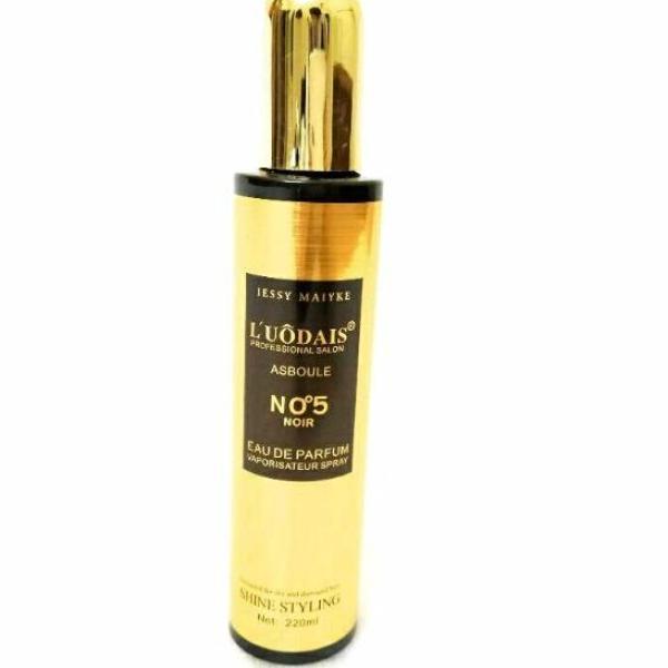 Xịt dưỡng tóc hương nước hoa No5 220ml cao cấp