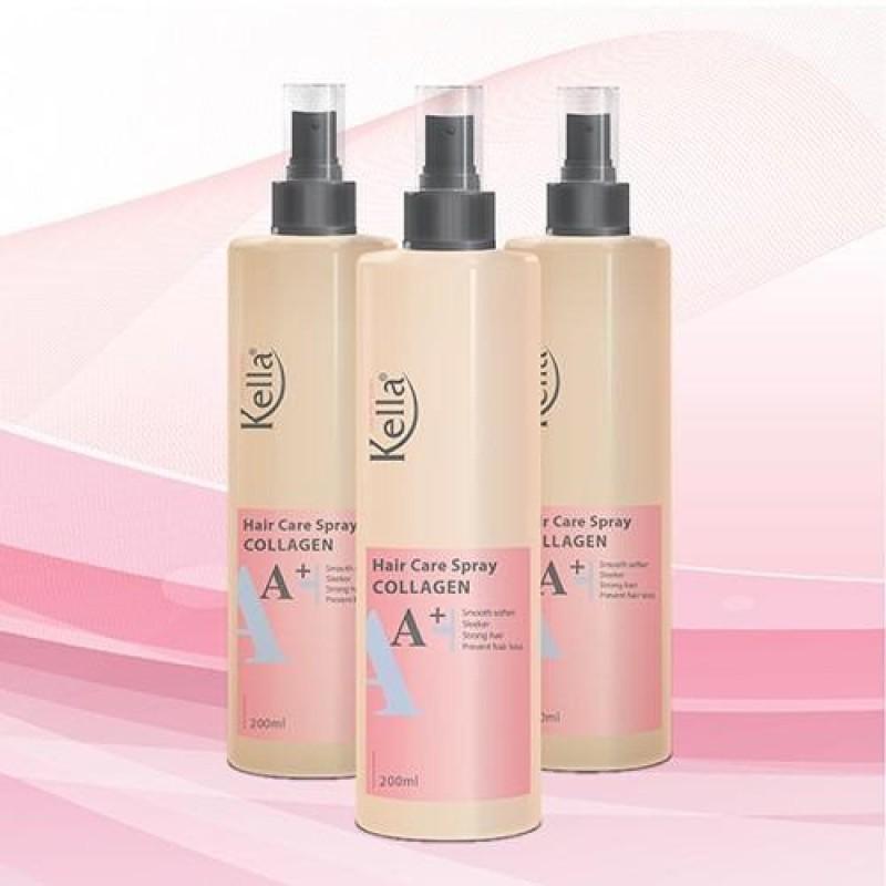 Xịt dưỡng tóc Kella A+ nhập khẩu