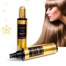 Xịt dưỡng tóc mùi hương nước hoa Liyang No5 (220ml)