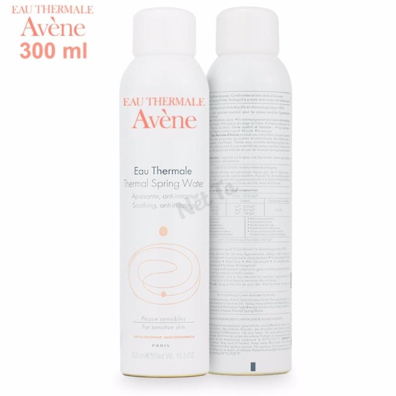 Xịt khoáng Avene Thermal Spring Water 300ml từ Pháp - giúp làm diu và chống kích ứng da nhập khẩu