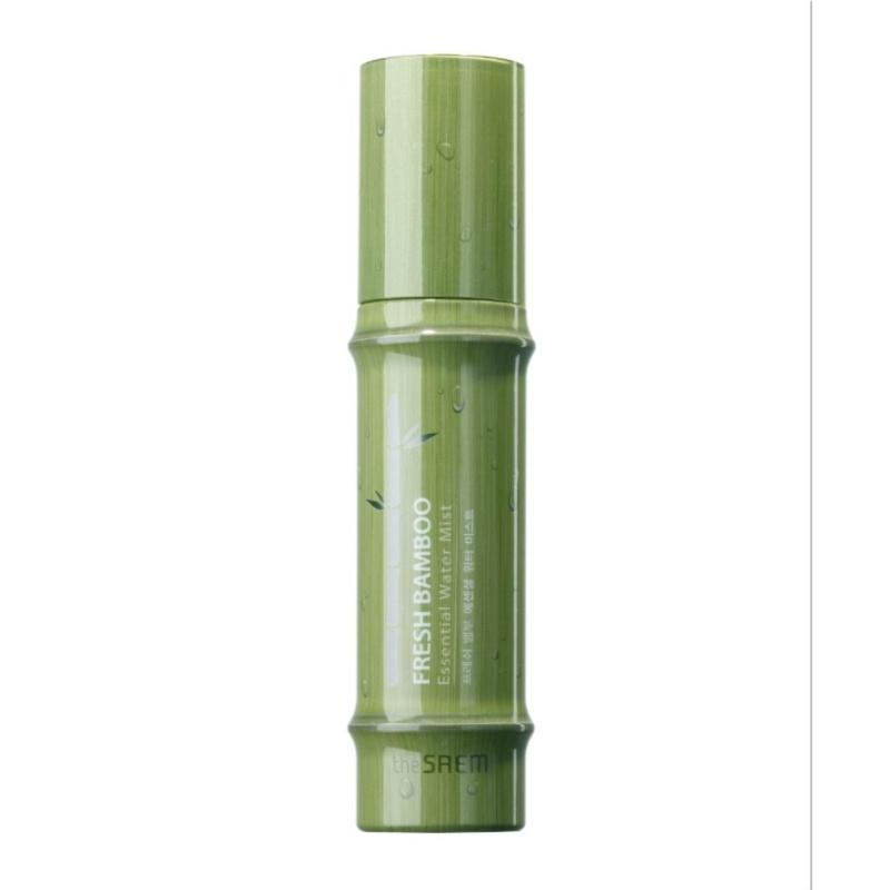 Xịt khoáng dạng sương mù Fresh Bamboo Essential Water Mist