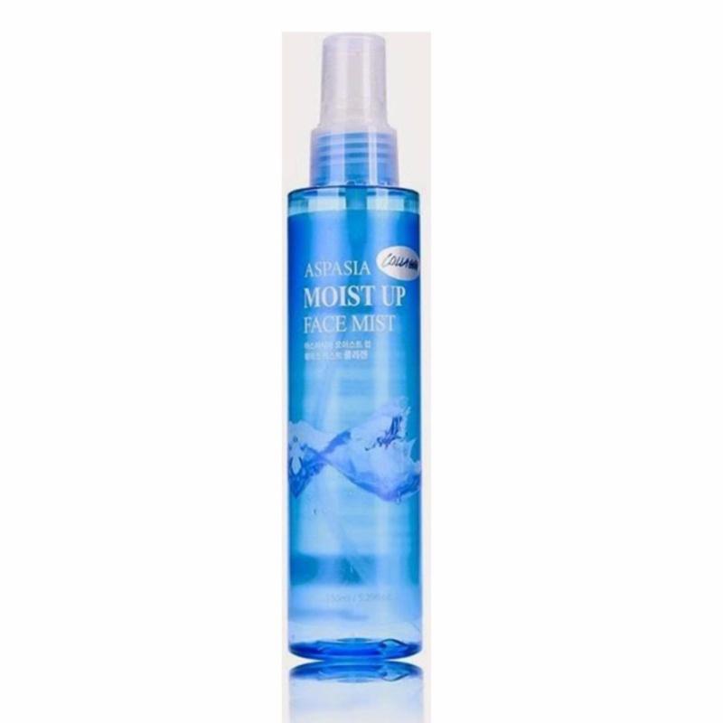 Xịt Khoáng Tinh Chất Collagen Aspasia Moist Up Face Mist Collagen 150ml cao cấp