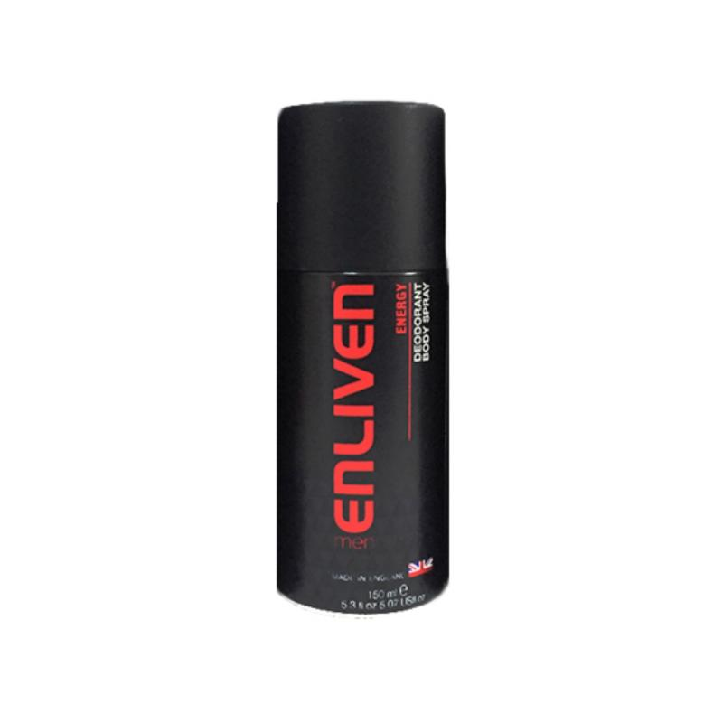 Xịt khử mùi cho nam Enliven Mens AP Deodorant Spray - Energy tốt nhất