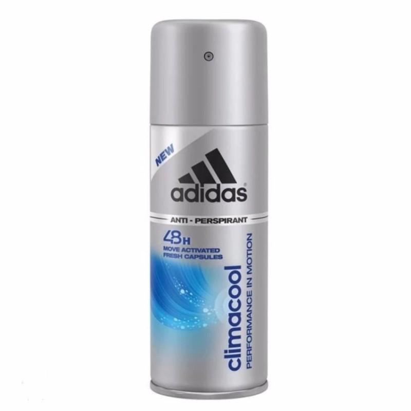 Xịt khử mùi nam Adidas Anti Perspirant Clima Cool 48H 150ml