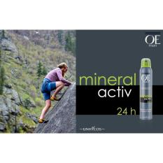 Bán Xịt Khử Mui Nam Oe Deodorant Spray 200Ml Mineral Active Nguyên