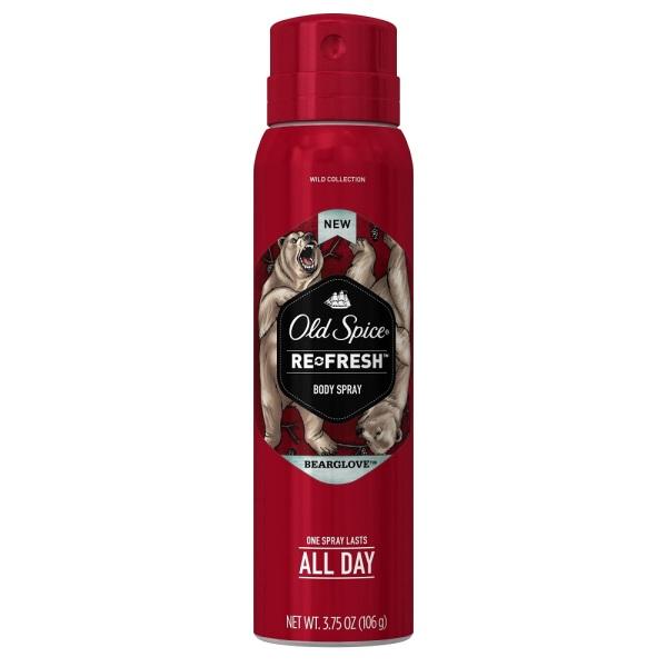 Xịt khử mùi Old Spice Bearglove 106g