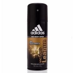Hình ảnh Xịt khử mùi toàn thân cho nam Adidas Victory League - 150 ml