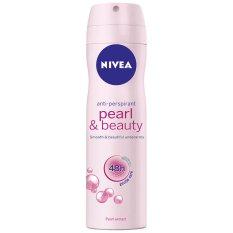 Hình ảnh Xịt ngăn mùi NIVEA Pearl and Beauty Spray 150ml